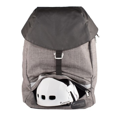 eflizzer Velorucksack Plixi Backpack - Plixi Helm Fach
