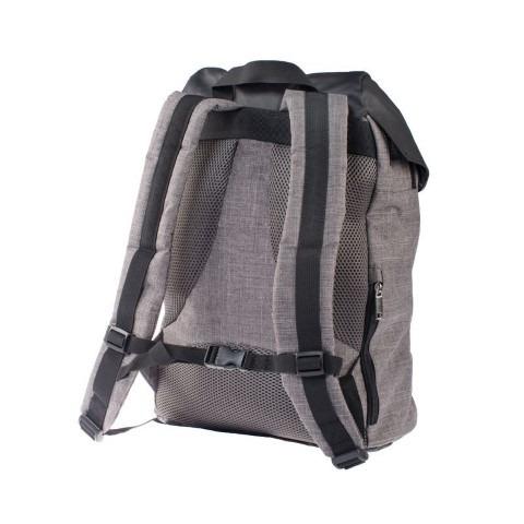 eflizzer Velorucksack Plixi Backpack - Atmungsaktives Material