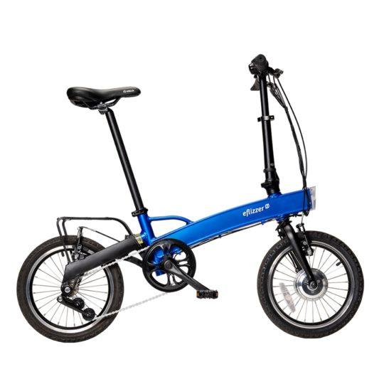 Faltbare e-Bikes
