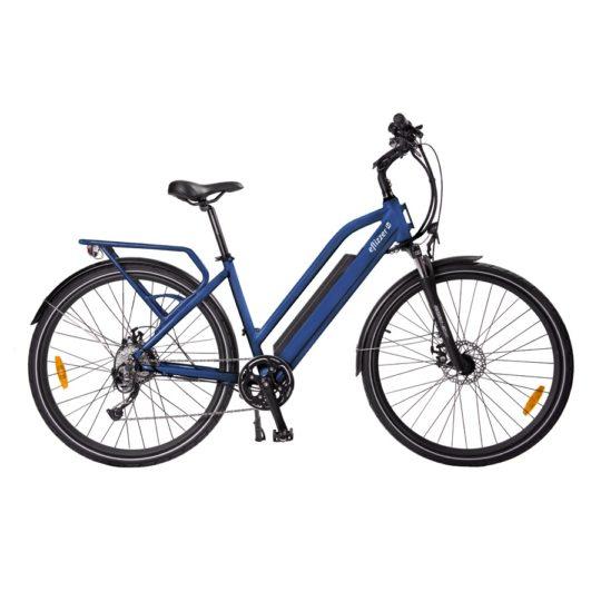 eflizzer City E-Bike City blau - Produktbild