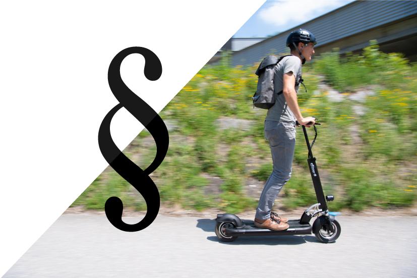 eflizzer Blogbeitrag- Strassenzulassung elektro Scooter
