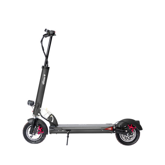 eflizzer eScooter Comfort V2 Produktbild - dunkelgrau
