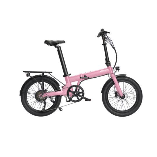 eflizzer Tubo 20 V3 pink - elektro Faltrad