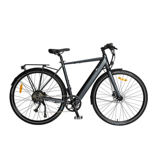 eflizzer Urban mit Tubus Gepäckträger - City e-Bike